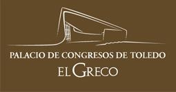logotipo palacio de congresos toledo
