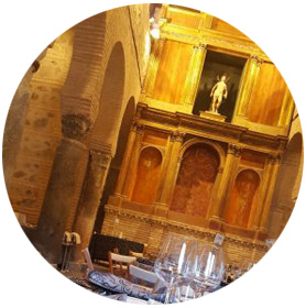 c iglesia de san sebastian