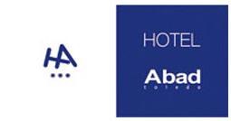 logotipo de Hotel Abad