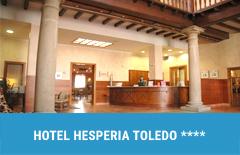 25 hotel hesperia toledo