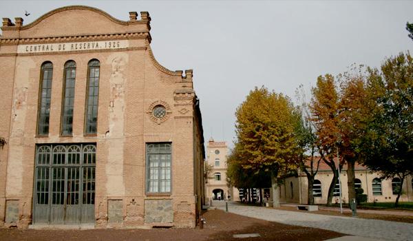 Universidad De Castilla La Mancha Fabrica De Armas