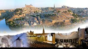 Fam Trip Conjunto Toledo y Ciudad Real
