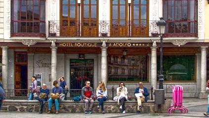 """El Grupo Adolfo inaugura su hotel de lujo """"Boutique Adolfo"""" en el corazón de Toledo"""