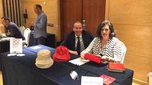 Toledo Convention Bureau en la presentación de Toledo como destino turístico y en el Workshop