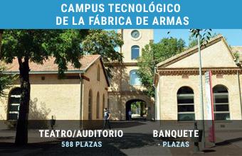22 campus tecnologico de la fabrica de armas