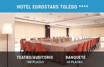 34 hotel eurostarts toledo