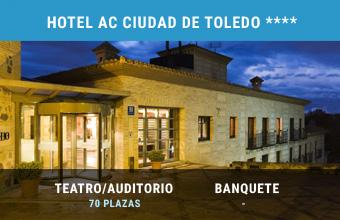 36 hotel ac ciudad de toledo